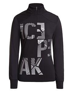 ICEPEAK - Bonita - zwart combi