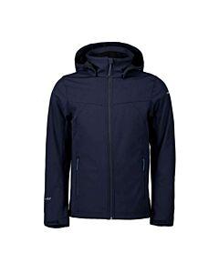 ICEPEAK - icepeak brimfield softshell jacket - Blauwdonker