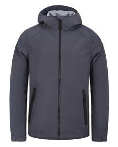 ICEPEAK - ep alvord softshell jacket - Grijsdonker