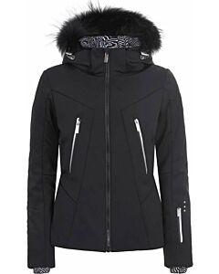 ICEPEAK - eden jacket - Zwart